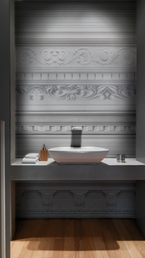 Fregio by Wall and Deco