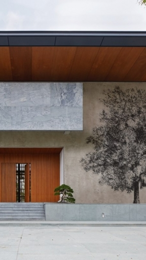 Bonsai by Wall and Deco