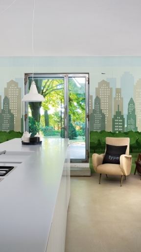 CENTRAL PARK by Wall and Deco