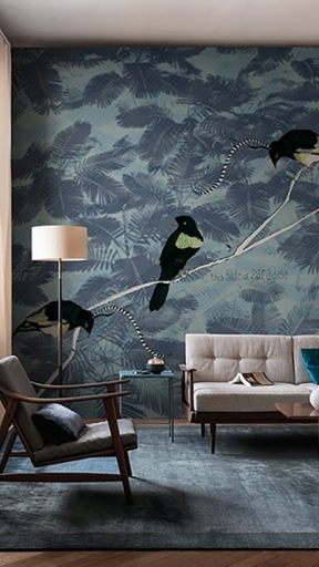 COURTSHIP by Wall and Deco