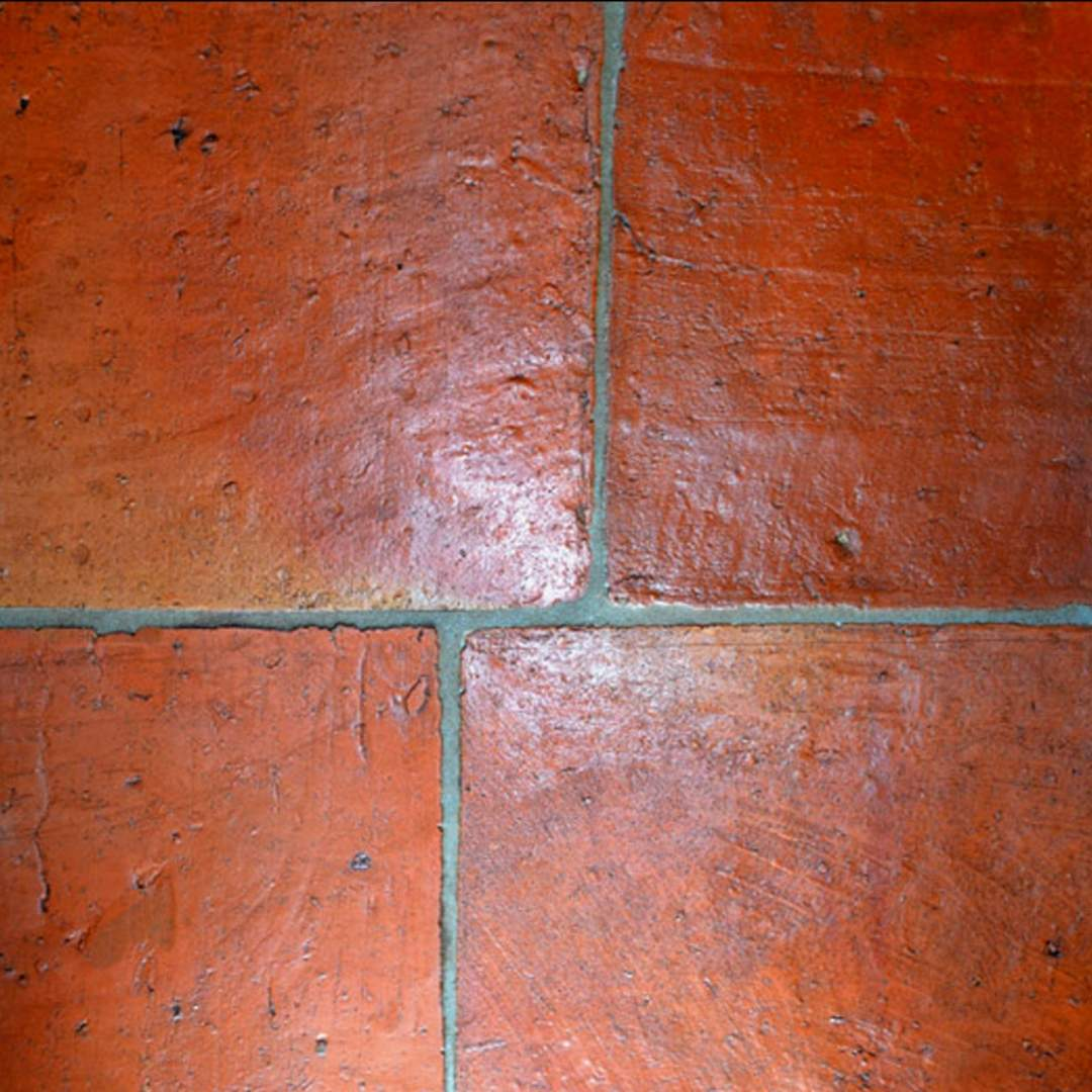 Old Style Terracotta Semi Hand Made Terracotta Tiles