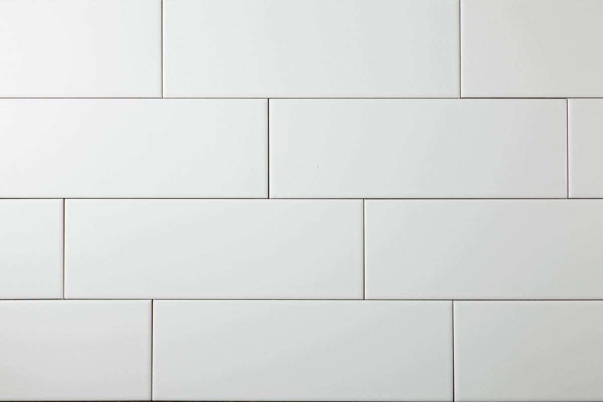 Matt White Subway Tiles