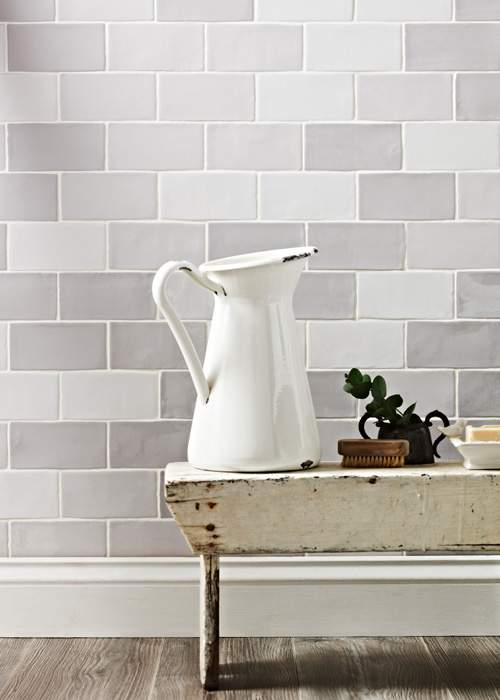 Grey Metro Tile Mix