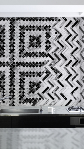 Criss-Cross by Wall and Deco
