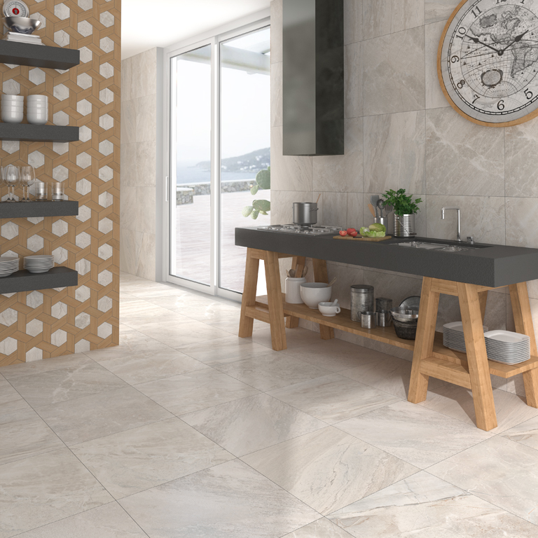 Kitchen Tiles Trends 2015: A Review Of Cersaie 2015