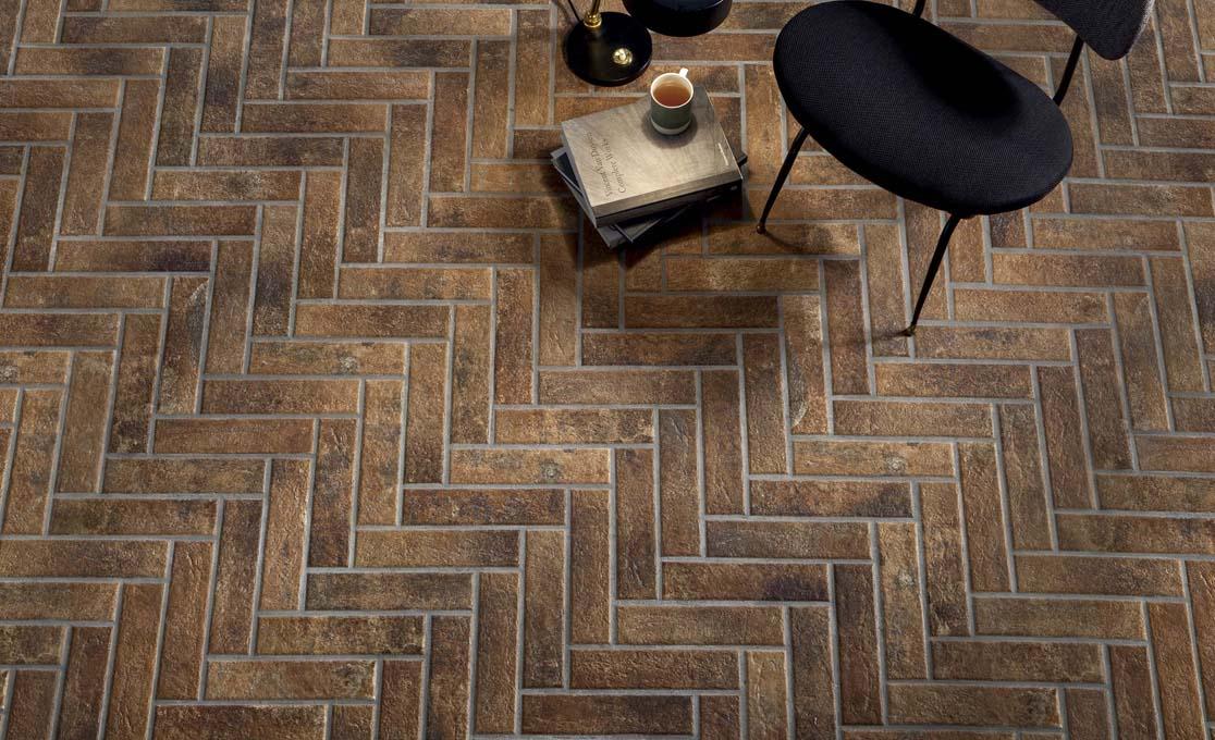 Tiling on top of floor tiles