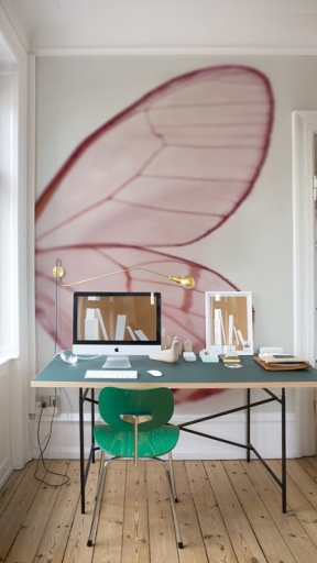 TINY WING by Wall and Deco
