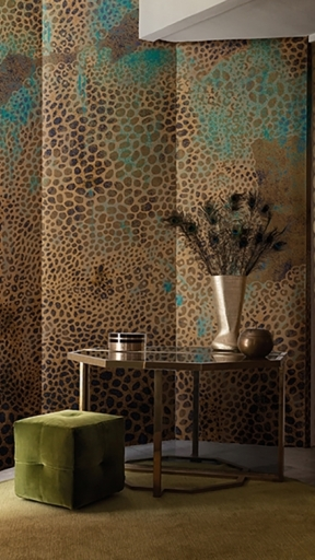 CHEETAH by Wall and Deco
