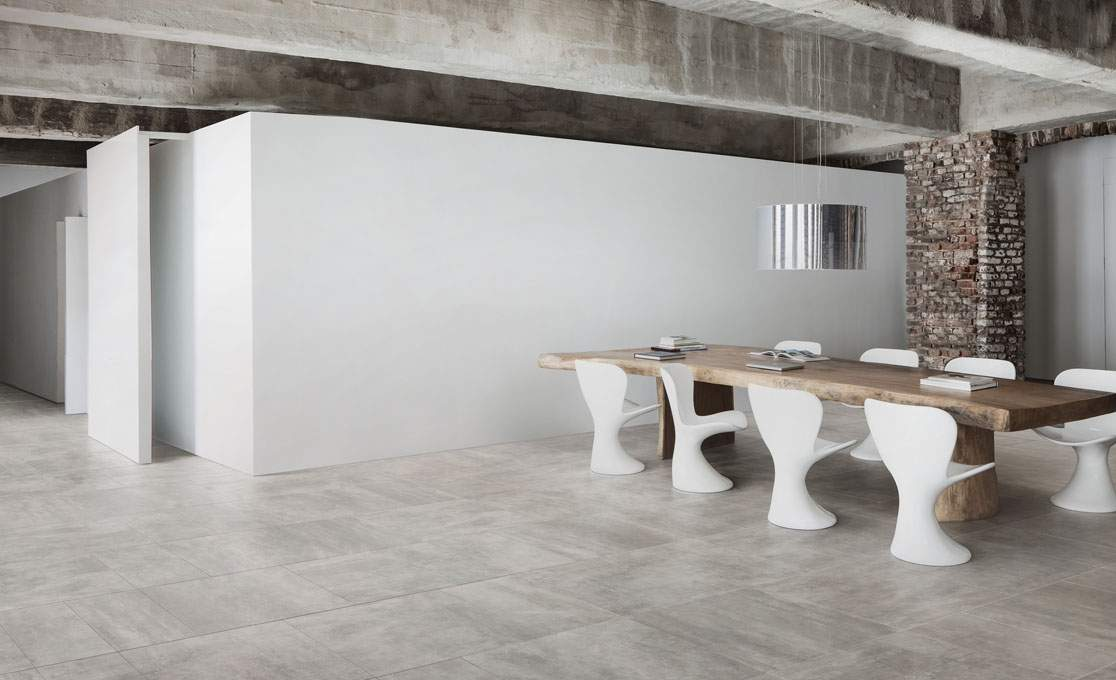 Stunning Concrete Effect Tiles The Icon Collection