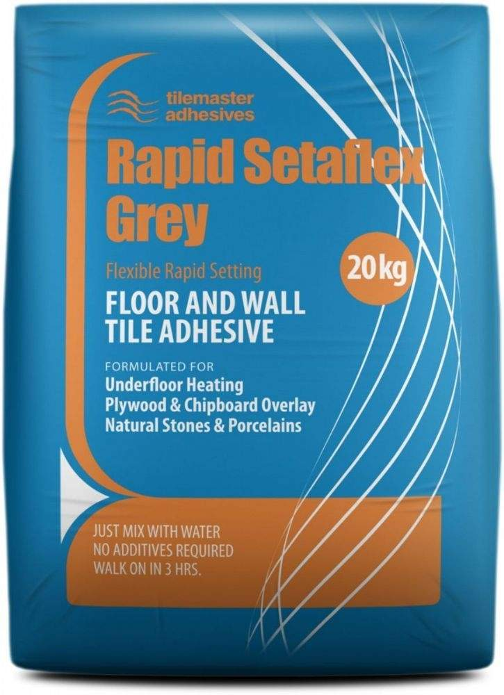 Buy Flexible Floor Tile Adhesive from Italian Tile