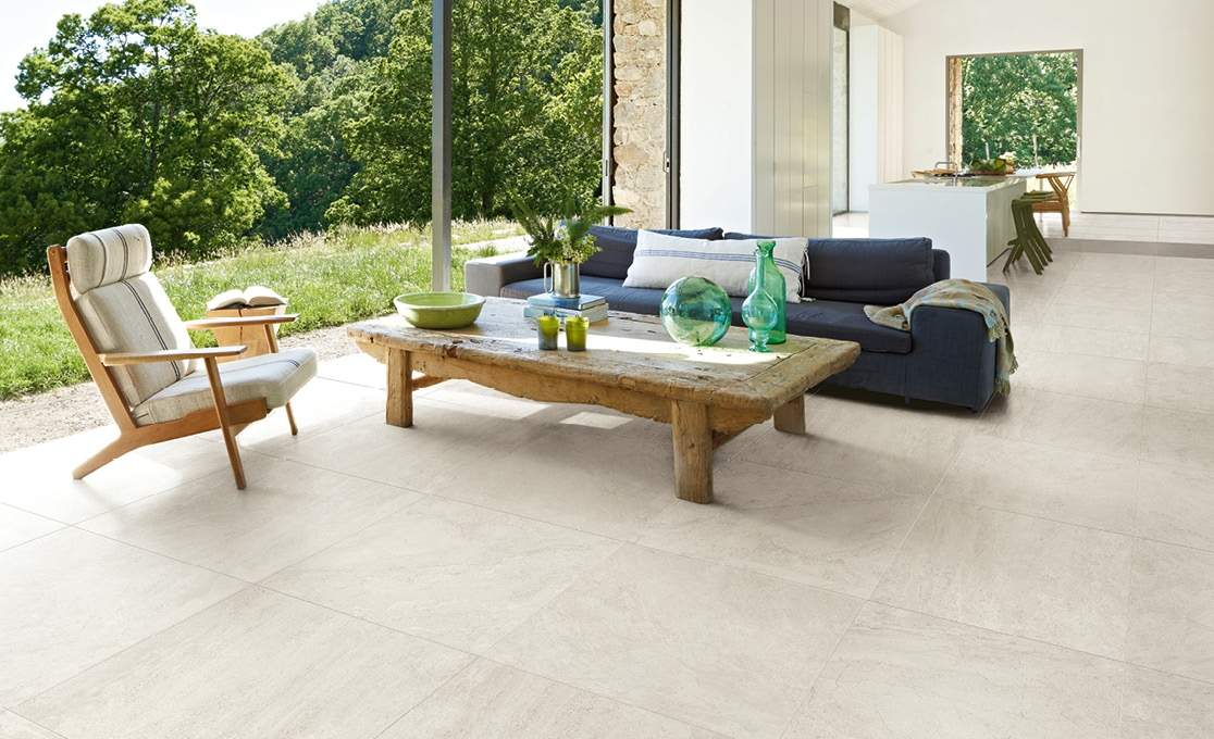 White Cream Limestone Tiles