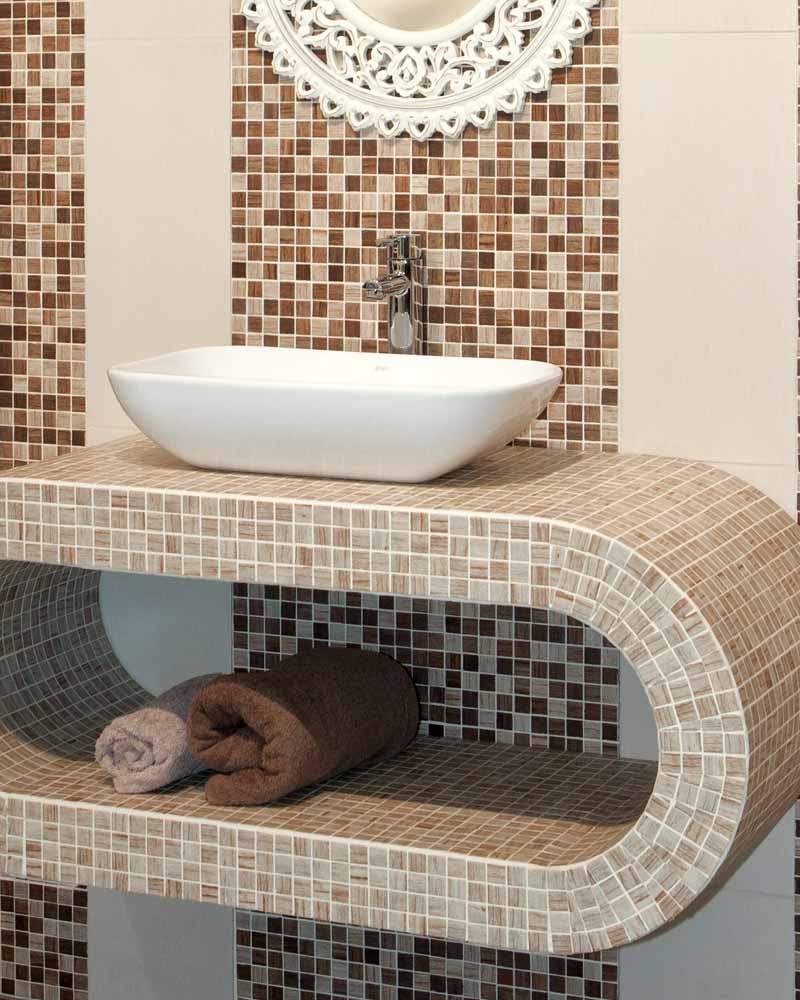 Wooden mosaic tiles the forest collection for Muestras de azulejos