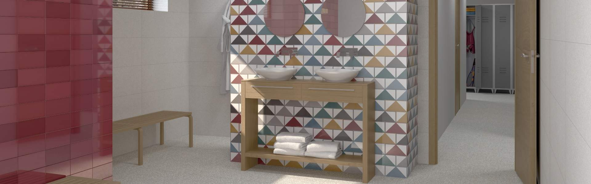 Colourfulmetro tiles at italian tile and stone dublin hover to zoom dailygadgetfo Images