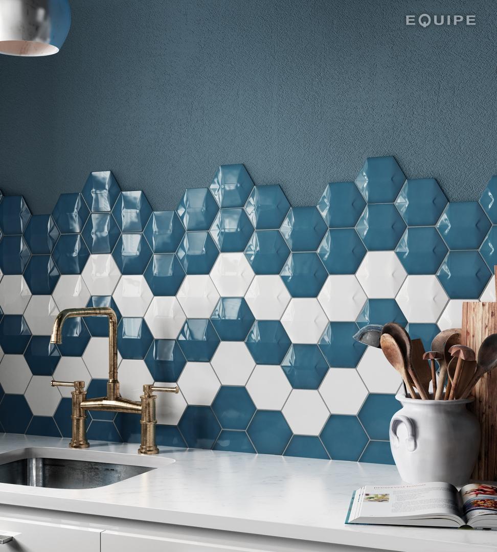 3D Mosaic Tiles