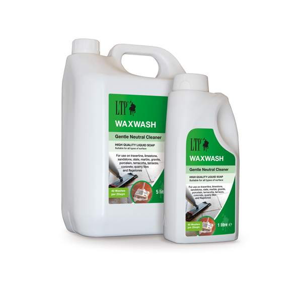 Natural Marble Cleaner : Waxwash tile cleaner for natural stone