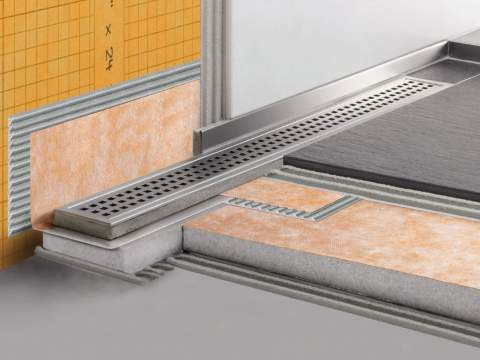 Schluter Systems Ireland Comple Range At Tiles Ie Dublin