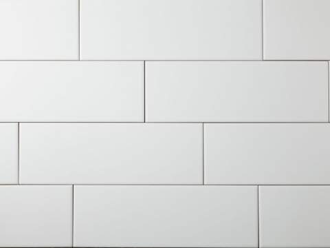 Matt White Subway Tiles