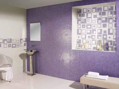 Colourful Mosaic Tiles
