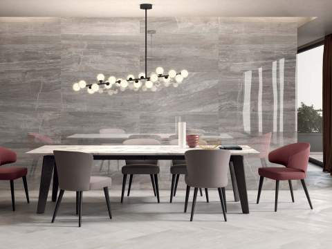 Stunning Porcelain Marble Tiles   The Sensi Collection