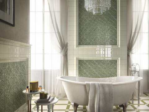 Original Victorian Tiles - The Formelle Collection