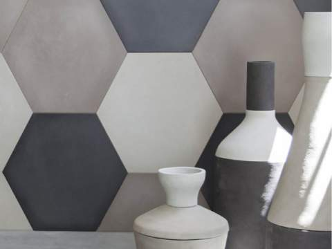 Brushed Cement Tiles The Penneli Collection By 14 Ora