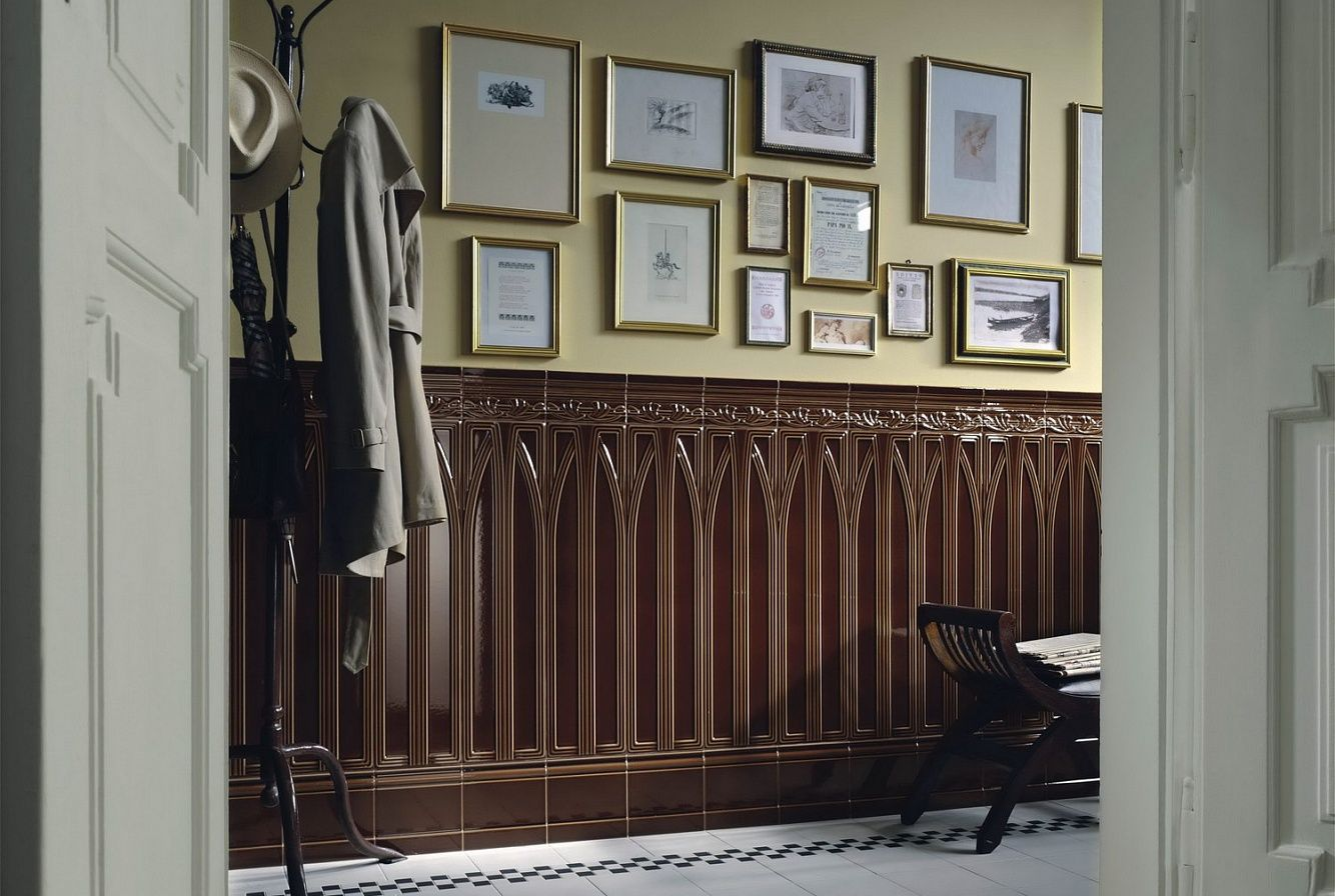 Victorian Wainscoting Tiles