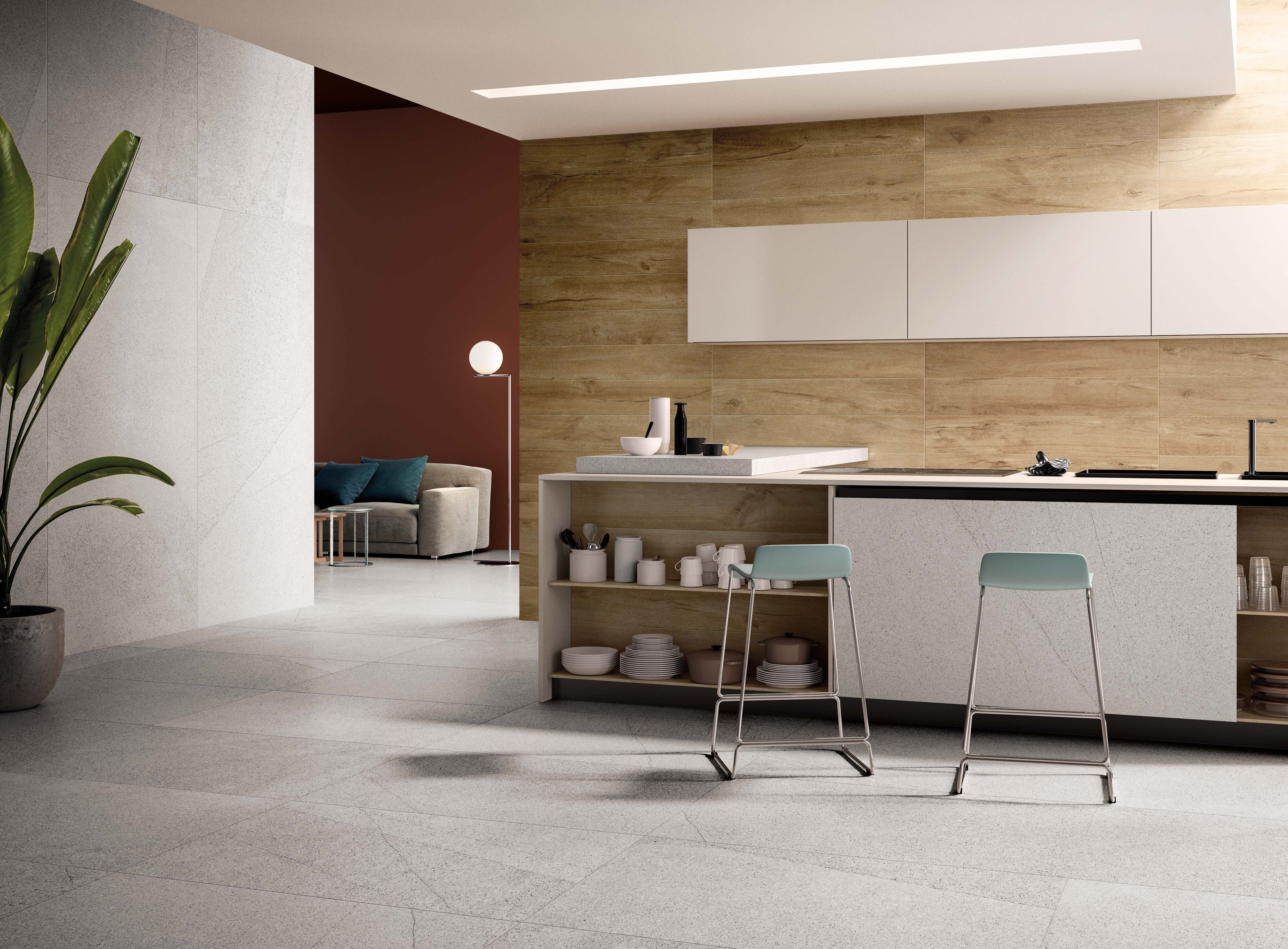 Porcelain Granite Tiles