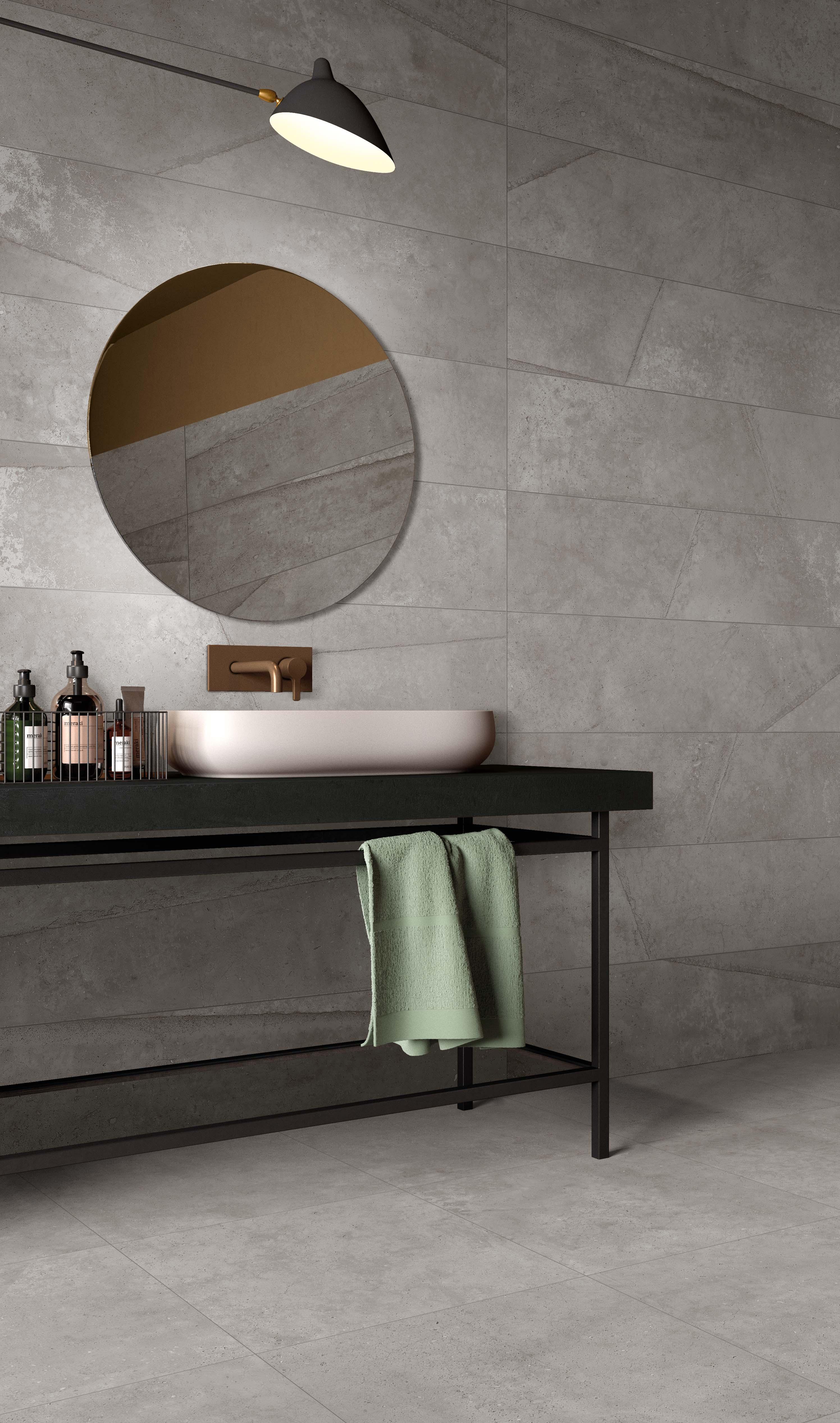 Concrete Porcelain Tiles Dublin