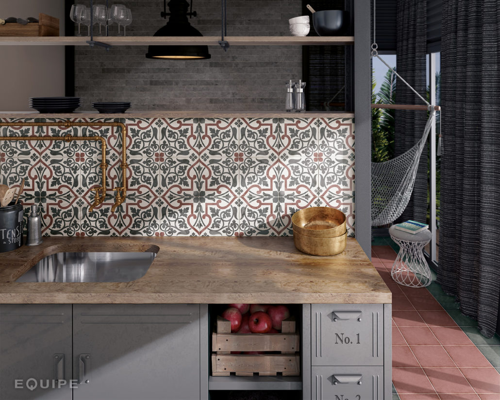 Where to buy Encasutic Tiles