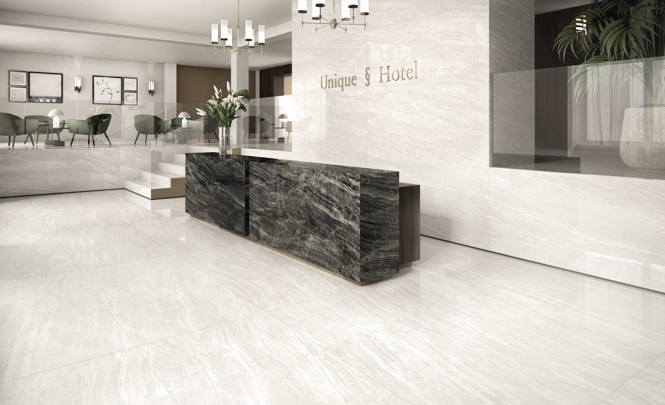 Polished Marble Tiles Dublin