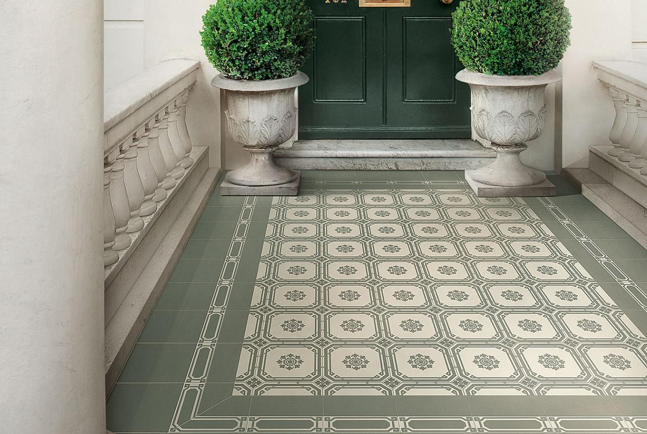 Original Victorian Tiles Dublin