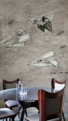 Ikaria by Wall and Deco