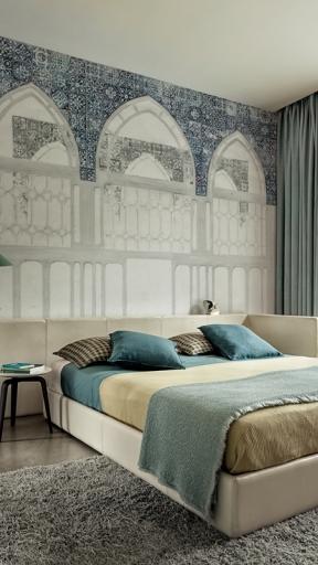 Leon Battista by Wall and Deco