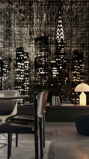 Light Shadow by Wall and Deco