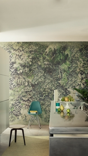 Vertical Green by Wall and Deco