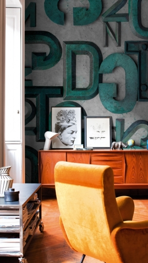 Bronzo by Wall and Deco