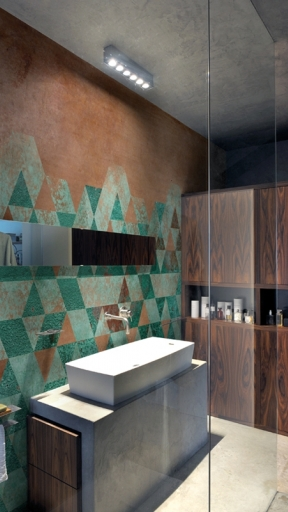 PATINA by Wall and Deco