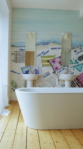 SAND TIPS by Wall and Deco