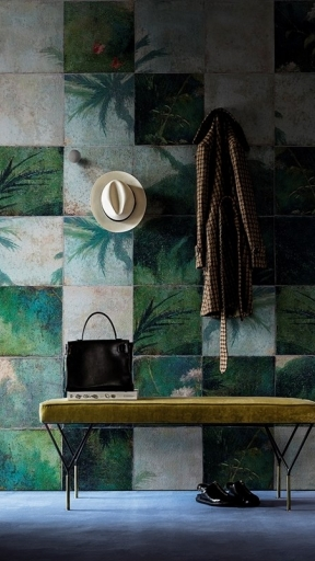 Exotic Damier by Wall and Deco