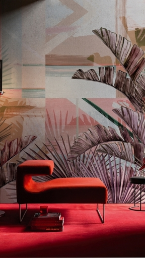 Flordita by Wall and Deco