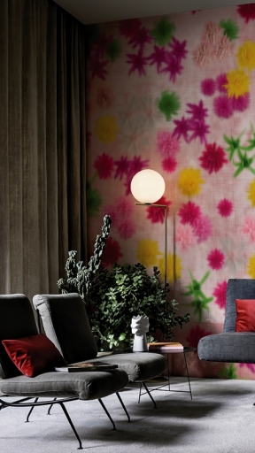 Profumo by Wall and Deco