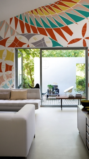 PINA COLADA by Wall and Deco