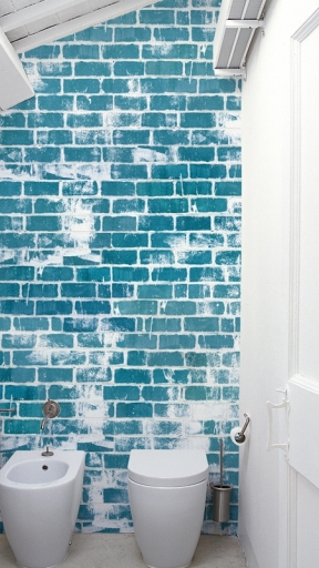 BLUE LIMIT by Wall and Deco