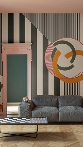 CHERRY BOMB by Wall and Deco