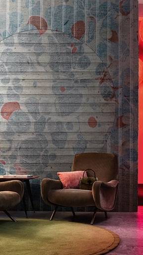 IRIDE by Wall and Deco