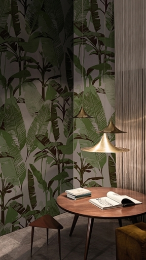 LOST PARADISE by Wall and Deco