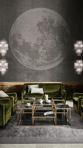 LUNA PLENA by Wall and Deco