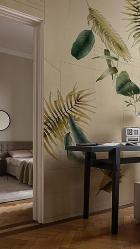 PHYTOGENESIS by Wall and Deco