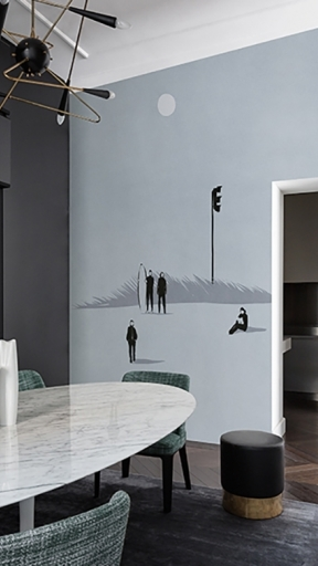 SANTANDER  by Wall and Deco