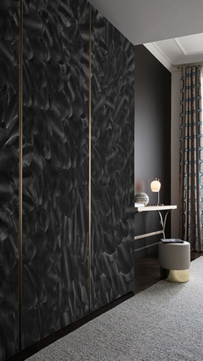 THE DARK SIDE by Wall and Deco
